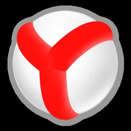 Логотип Яндекс Браузер
