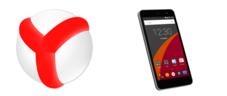 Яндекс Браузер для телефона