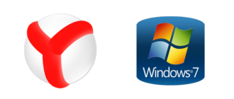 Yandex Browser Windows7
