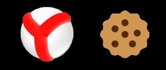 Cookies Yandex Browser