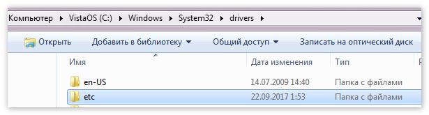 Drivers - Etc
