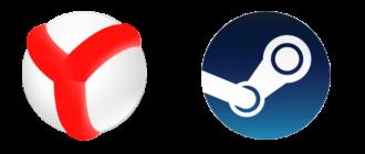 Steam для Yandex Browser