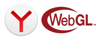 WebGL Yandex Browser